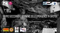 Primo soccorso e gestione dell'emergenza in grotta