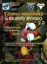 1° Corso Nazionale di Rilevo Ipogeo 2.0