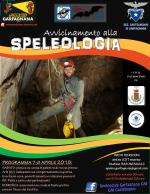 Corso di Avvicinamento alla Speleologia