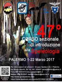 47° Corso Sezionale di introduzione alla speleologia